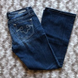 ReRock for Express Boot Cut Jeans Size 10S